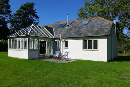 Luxury Exmoor cottage, dogs welcome - Winsford - Hus