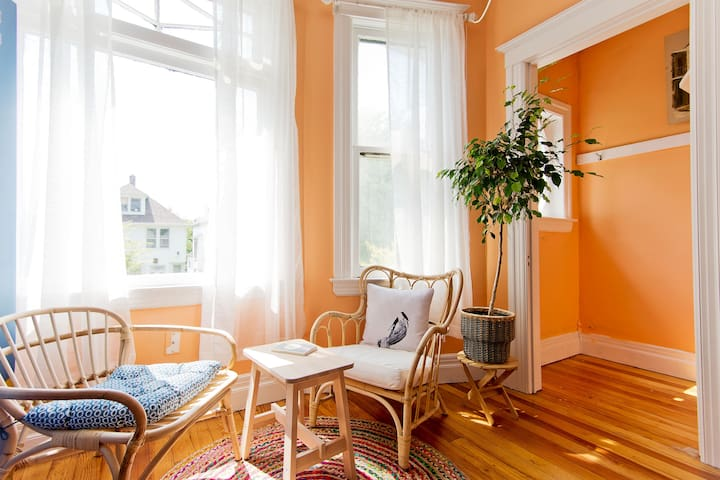 Historic Home in Vibrant and Walkable West Village
