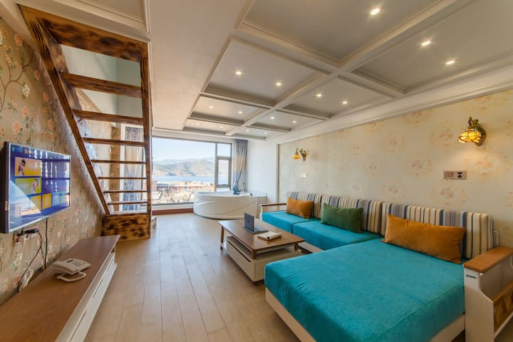 情侣阳光星空湖景套房 - Lijiang - Serviced apartment