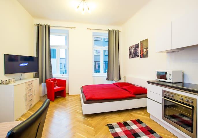Bezauberndes Apartment nähe Innen Stadt