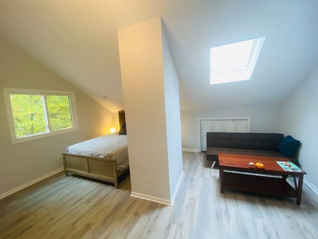 Full Bedroom View
