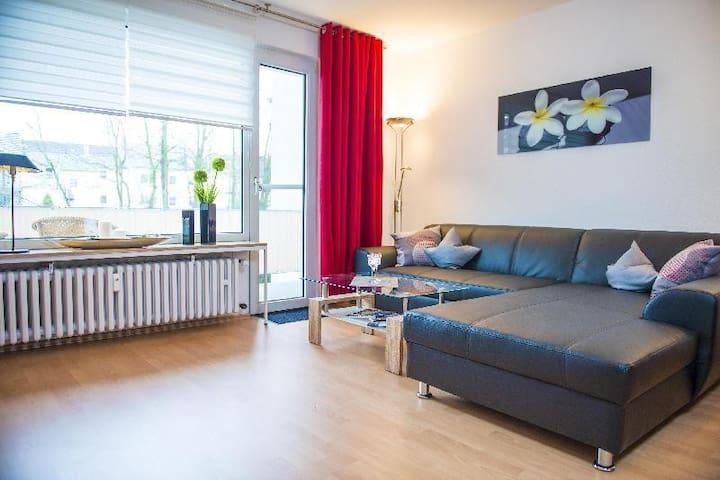 Herrliche Family-Suite GS3W1 in Gelsenkirchen-Horst