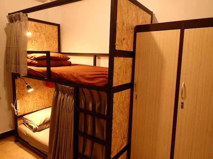 BANYAN.D, 6 Mixed dorm with 3 bunk beds_2