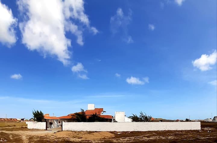 Casa da Alegria - Barramares, Luís Correia/PI