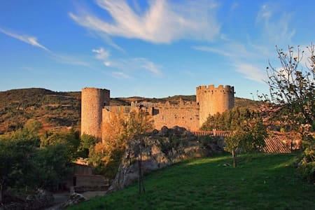 Gîte châteaux cathares - Villerouge-Termenès - Apartmen