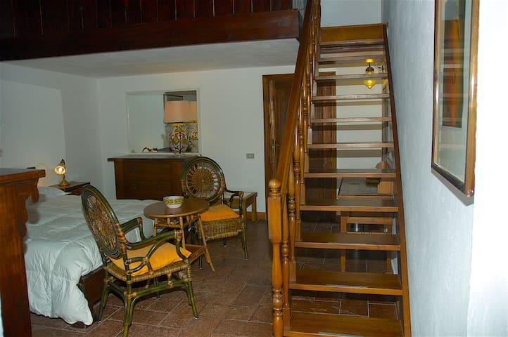 Camera della Badessa - Todi - Apartamento