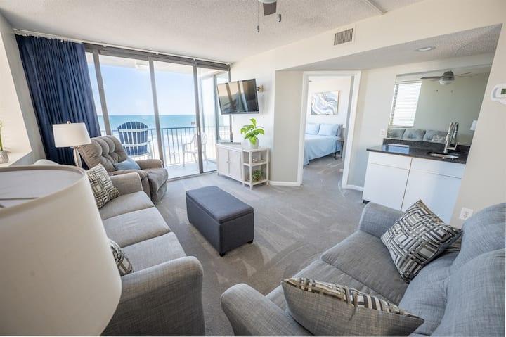 ⭐NEW - DIRECT Ocean Views, EXCLUSIVE Sands Beach Club