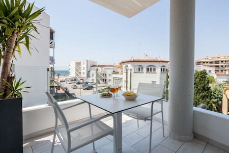 Vista Roses Mar - Luxury apartment in Roses, close to the beach with a seafront promenade - Roses - Lejlighed