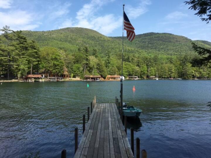 Island Retreat on Beautiful Lake George