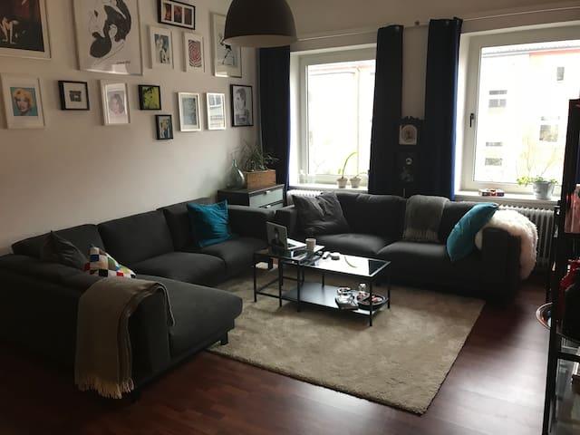 New living room furniture