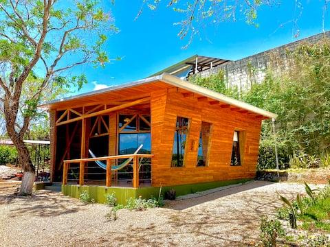 Lodge Hoja Azul located in Hojancha, Guanacaste
