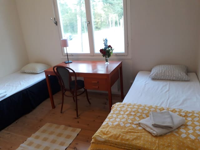 Friendly countryside hostel near Visby - Room 9