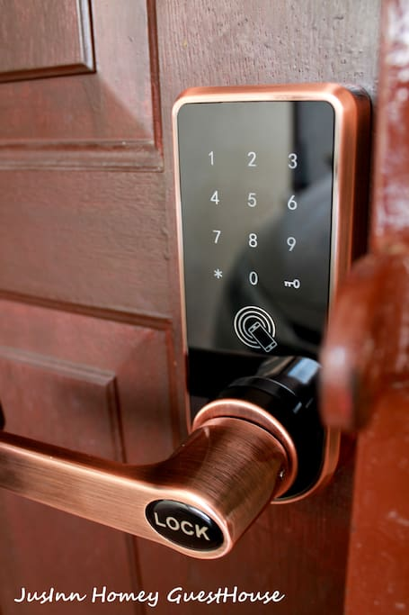 Key-less Digital Door Lock