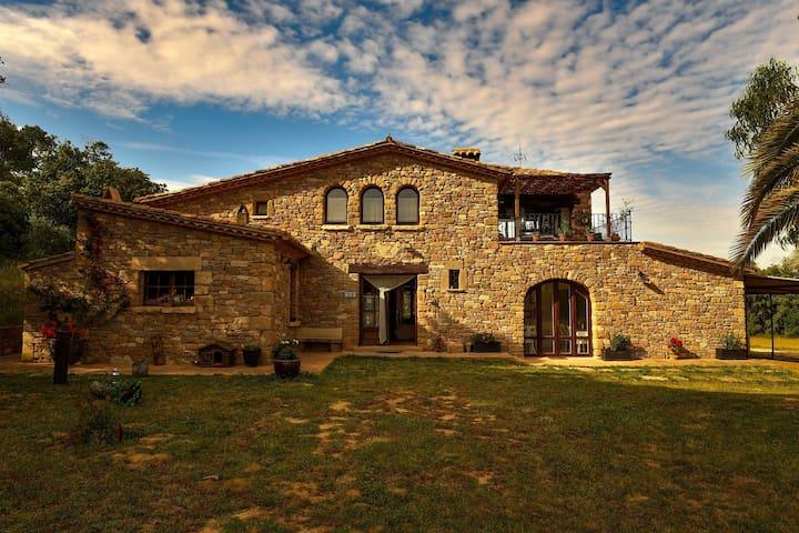 Habitación con terraza privada