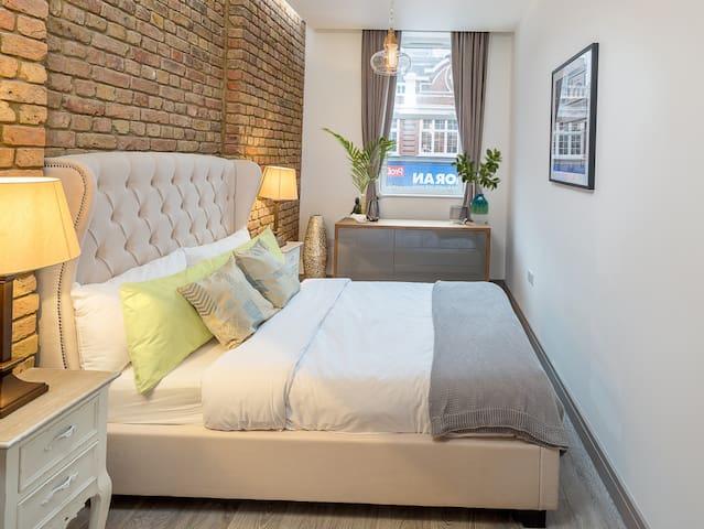 Stylish Modern 1bed flat in London, Kilburn