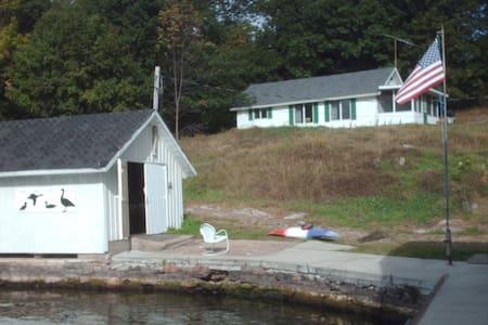 Scenic Cottage - Grindstone Island, Clayton, NY