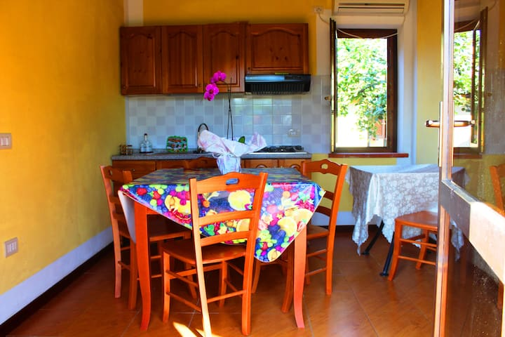 Il Feudo - Appartamento Anticaglia - San Costantino