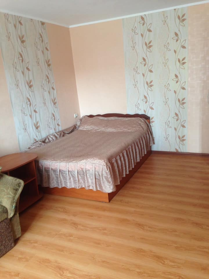 Cozy apartment in the very heart of Zhytomyr