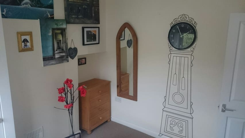 Cosy Double Room Close To Centre - Derby - House