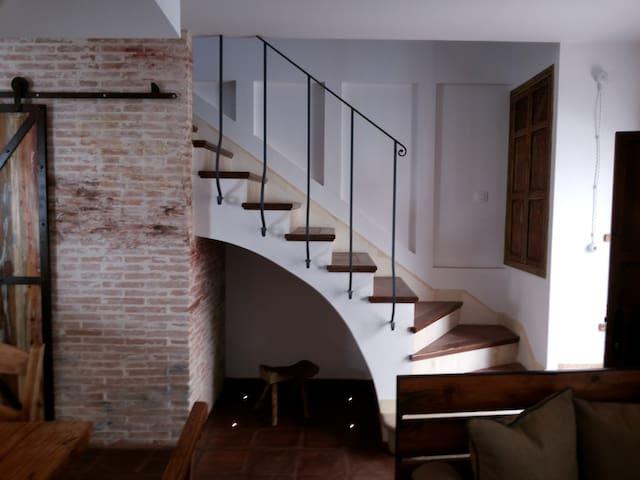 """Vivienda de Alojamiento Rural """"Estación Malupita"""" - Archidona - Dom"""