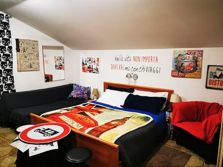 Street room 1
