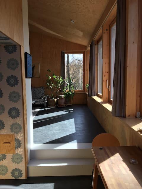 Hermosa casa de huéspedes para 4 personas cerca de Basilea