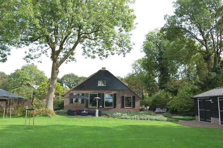Jacuzzi Villa near Amsterdam - Eemnes - Vila