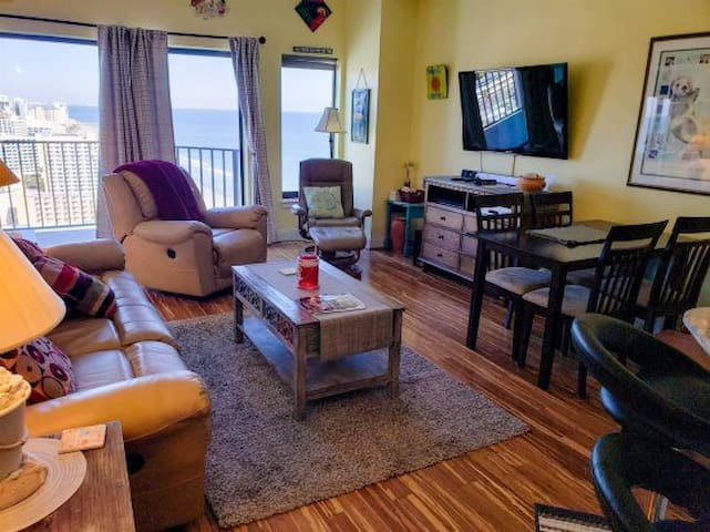 Beachfront 2BR/2BA Suite~Palace 2314