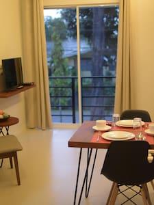 New cozy studio-203- free pick up - Dumaguete - Appartement