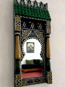 Tranquila casa en Ajdir y vistas al mar