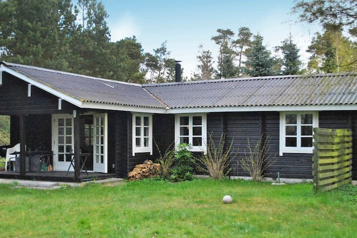 4 person holiday home in Havndal