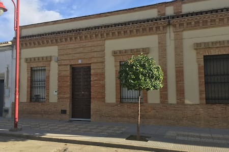 Casa cerca de playa(38km),el Rocío(25km) y Doñana