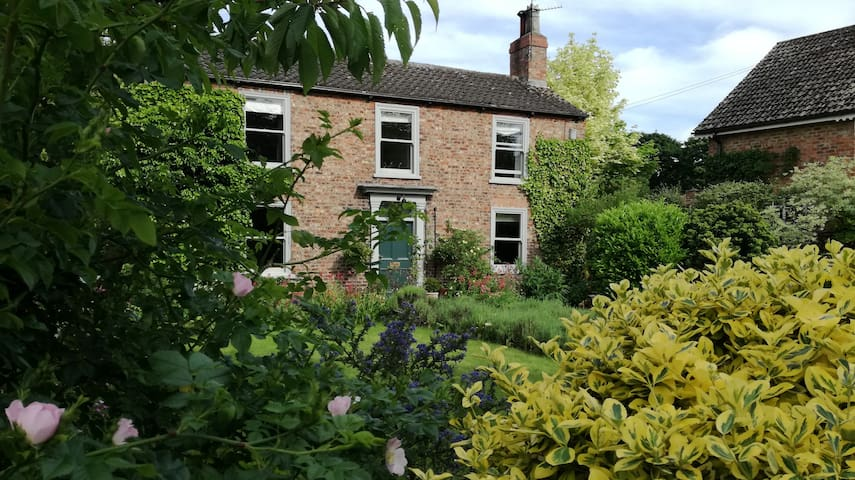 Lovely village house close to York