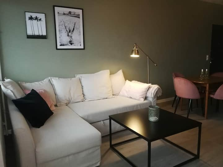 Cozy one bedroom apartment in Vålerenga