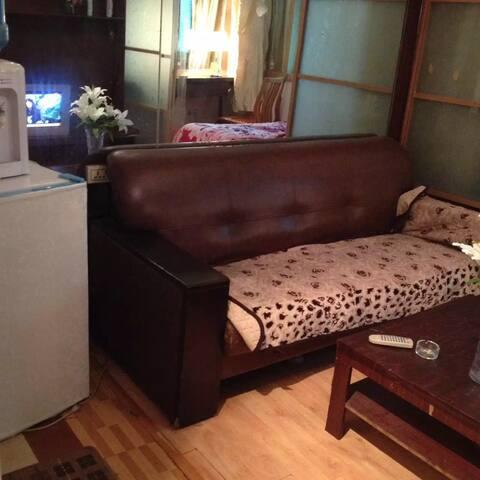 三峡广场沙坪坝体育馆附近鸿兴大厦温馨小套房整租 - Chongqing - Apartmen