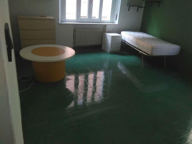 Room Garibaldi - bright space near railway station