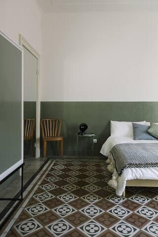 Ca' Granda suite room