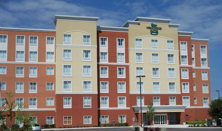 Ideal Suite Two Double Beds One Bedroom At Fort Wayne