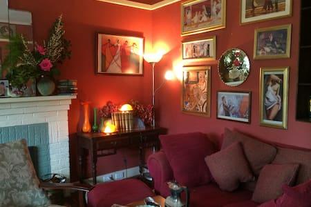 Charming Vintage Home - Healesville - Talo