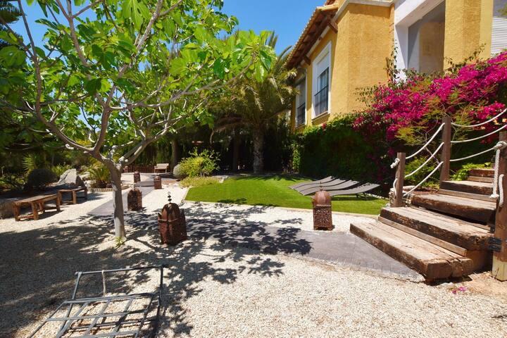 Acogedora Casa Completa en Altea Hills, Alicante