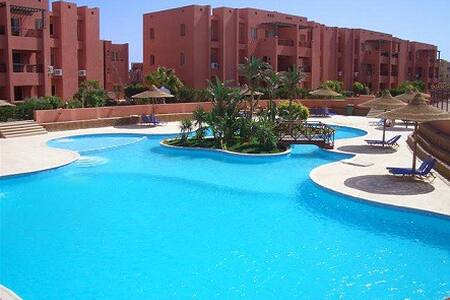 2 Bedroom (5 people) Apt - close to beach. - Sharm El-Sheikh
