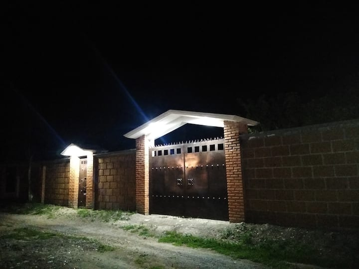 Casa de Campo en Xochitlan