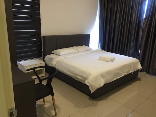 Atlantis Residence Condo, Malacca (Sea View)