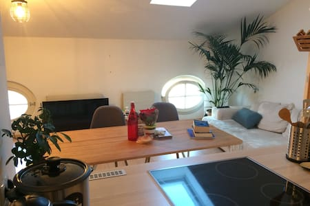 Cozy and lovely apartment in the centre - Salzburgo