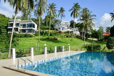 SVA: Апартаменты с видом на море