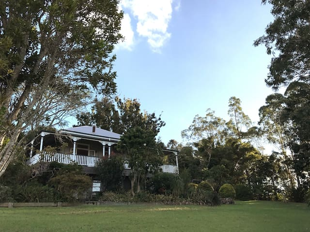 The Little Queenslander, Maleny.