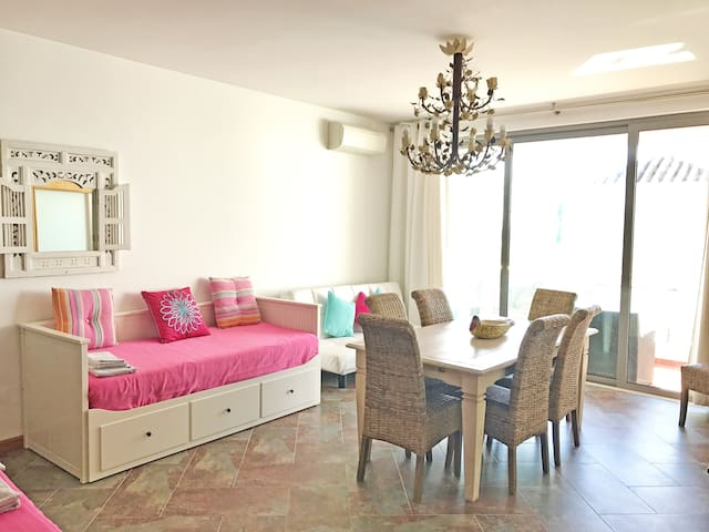 WOW APARTMENT BY THE SEA IN CABANAS TAVIRA