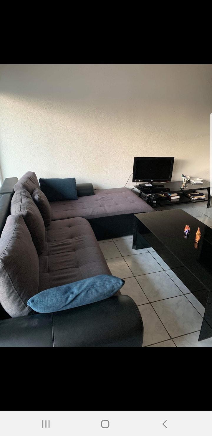 Appartement standing classique proche Genève