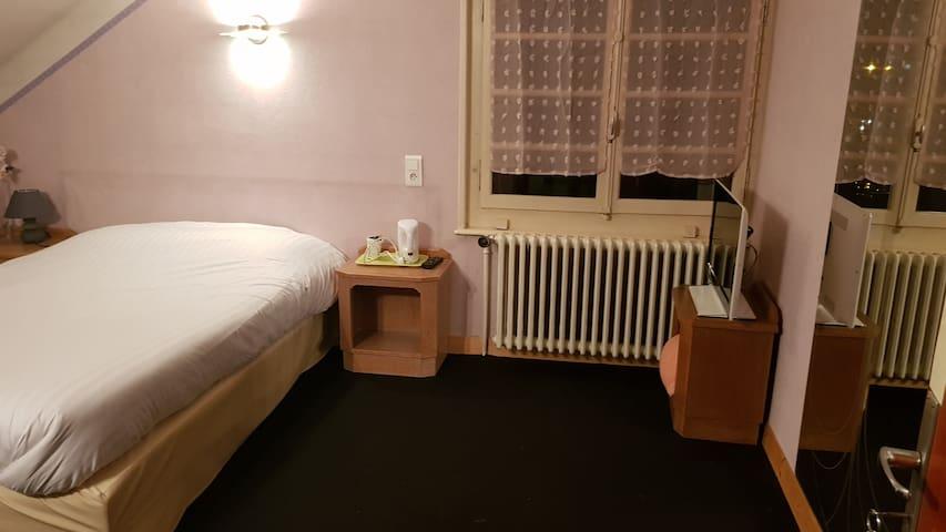 Chambre modulable de 1 à 3 personnes