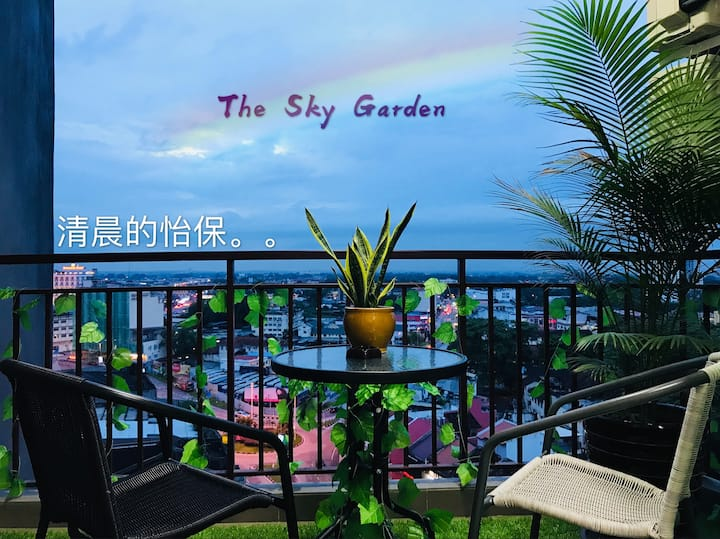 The Sky Garden@Majestic - Ipoh Centre 7 Pax